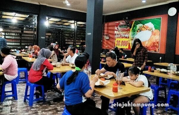 Sambal Lalap Lampung
