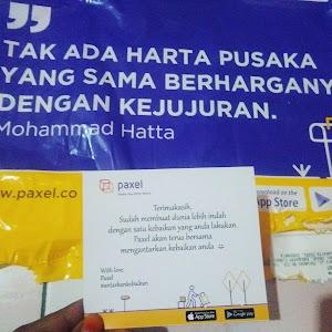 Pengalam Pertama Kirim Paket dengan Paxel Yogyakarta