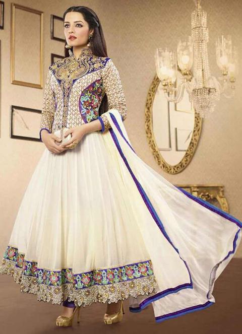 baju gamis india terbaru