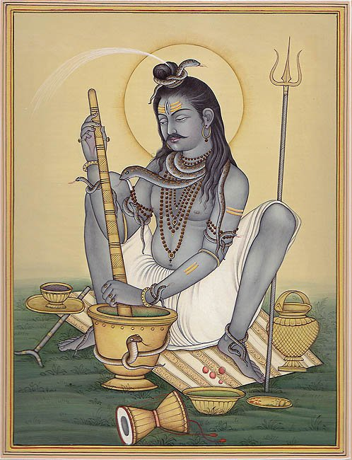 Shiva the ALMIGHTY: Rare images of LORD SHIVA