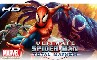 Download Game Spider-Man Total Mayhem HD Apk Data for android