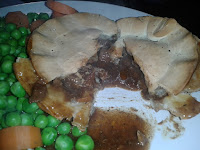 Genius Steak Pie