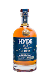 Hyde Single Malt Irish Whiskey 10 year old N.1 Presidents Cask