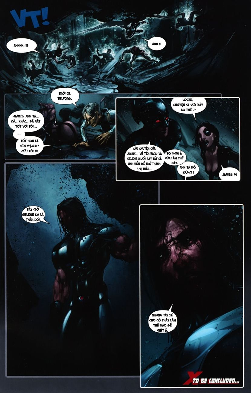 X-Men Necrosha chap 11 trang 23