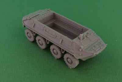 BTR-60P Armoured Personnel Carrier picture 1
