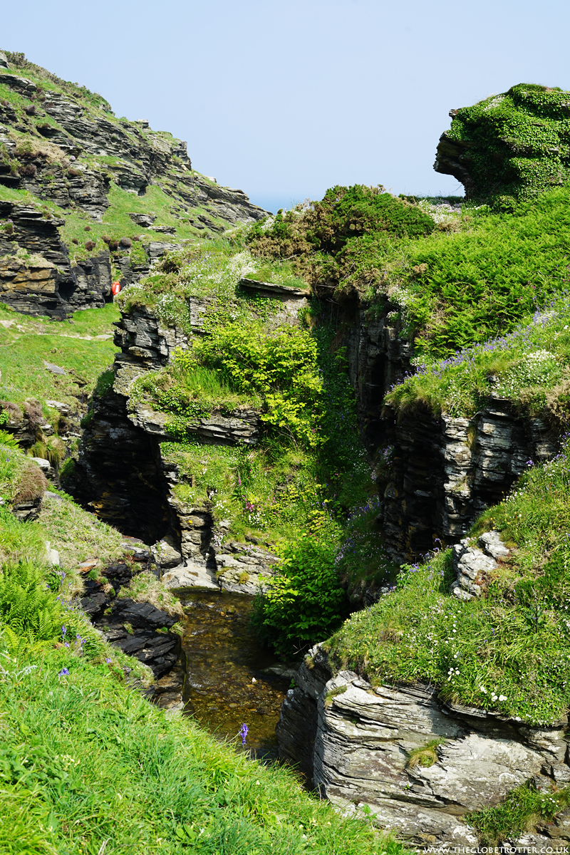 Rocky Valley Walk in Cornwall