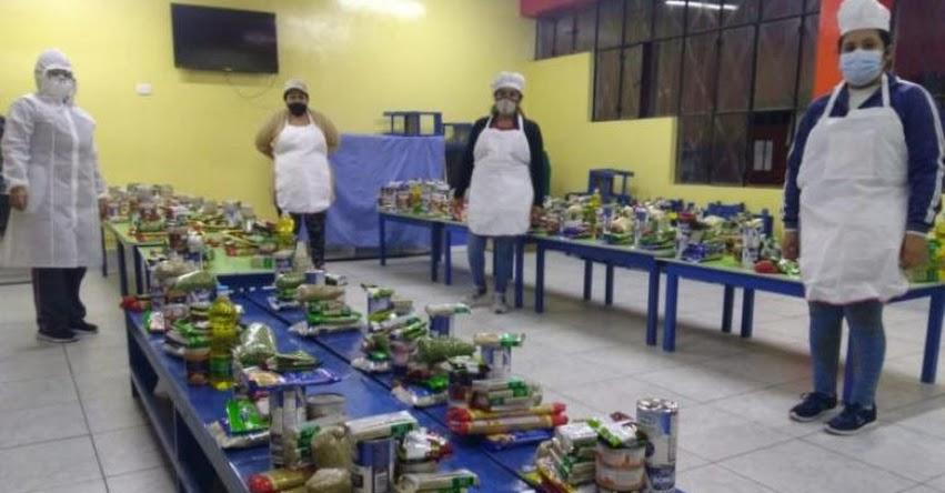 QALI WARMA: Comités de Alimentación Escolar cumplen protocolos para la efectiva entrega de más de 1300 toneladas de alimentos - www.qaliwarma.gob.pe
