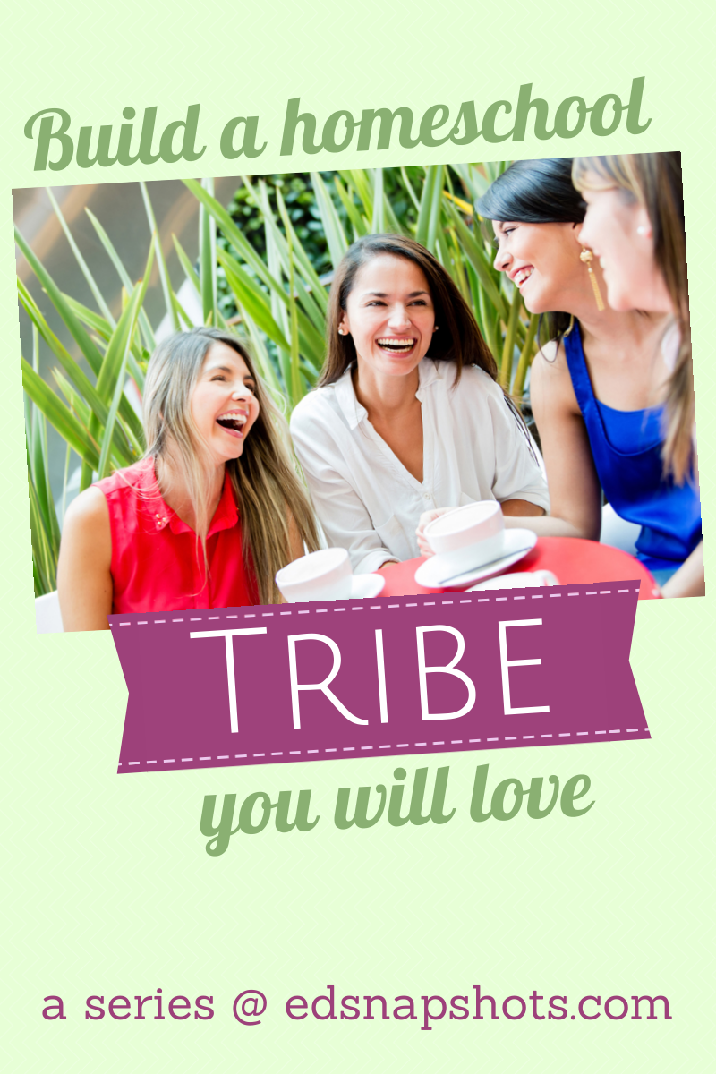 Build a Homeschool Tribe You Will Love {Part 3} | Everyday Snapshots
