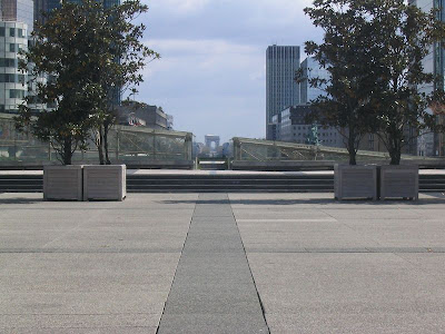 Arch de Triomphe as viewed from La Défense