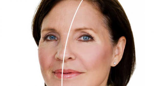 Souvent Gommage rajeunissement de la peau avec de la vitamine C et du  RX67