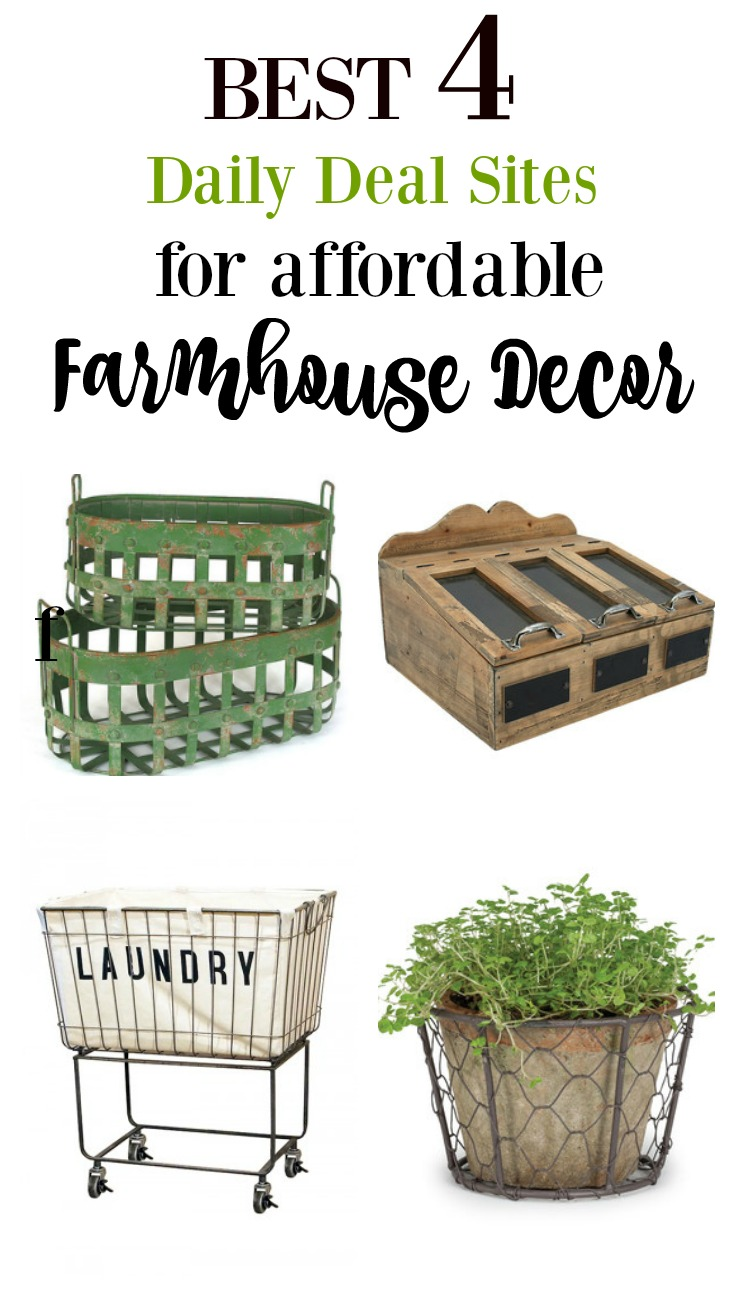 where to buy cheap farmhouse decor