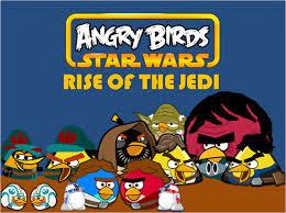 تحميل لعبة طيور الغاضبة حرب النجوم