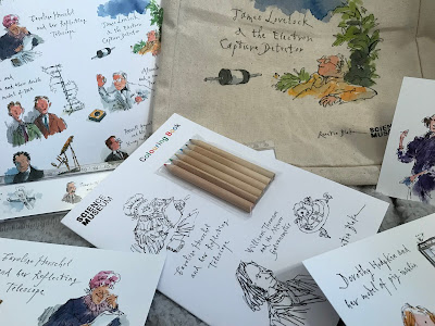 quentin blake science museum collection