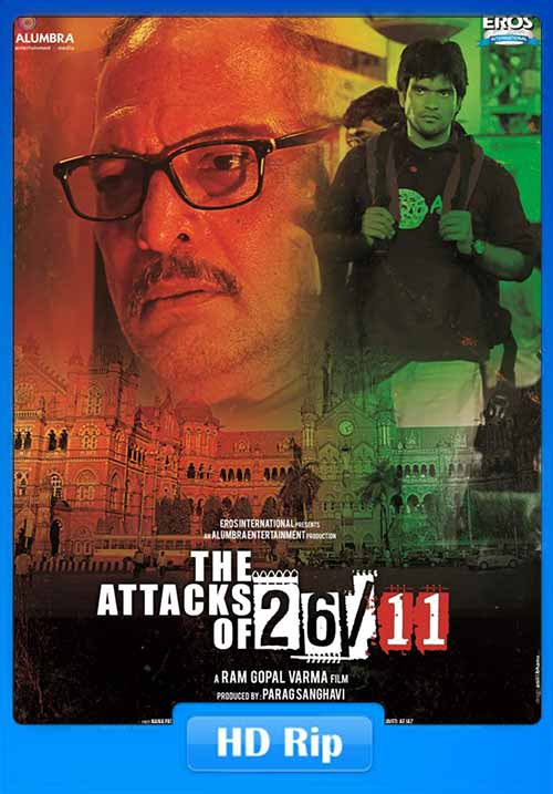 The Attacks of 26.11 2013 Hindi HDRip 300MB x264