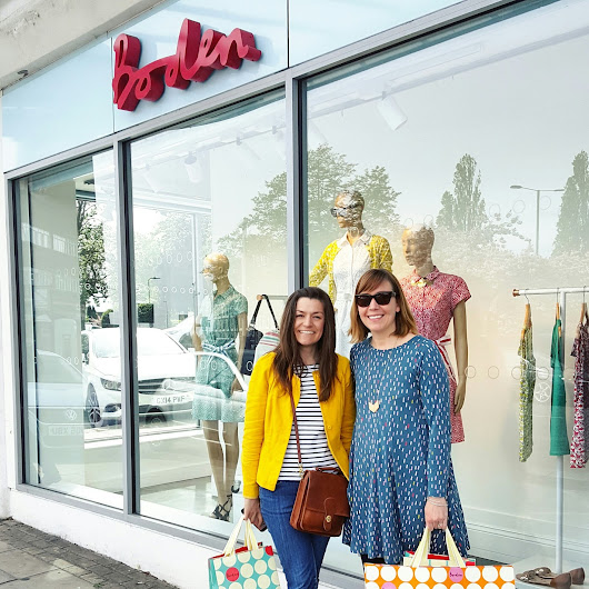 Boden: Visit, Reviews, and a Bit of a Sale.