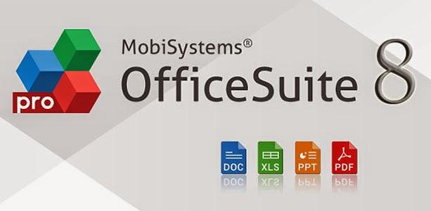 OfficeSuite Pro 8 (Premium) v8.5.4606 APK