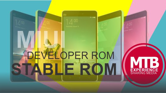 stable vs beta rom