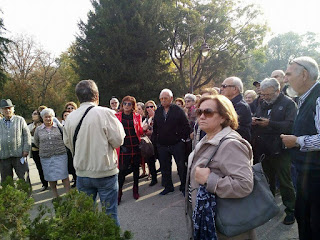 Το Σωματείο Συνταξιούχων του ΟΑΕΕ Πιερίας στο Βελιγράδι