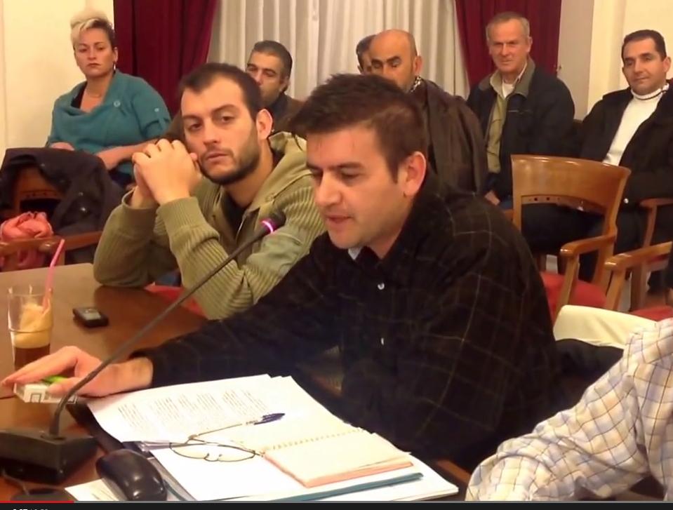 Καρανικολόπουλος:Δεν θα πάρει φυσικό αέριο η Π.Ε Καστοριάς