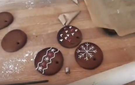 gingerbread christmas decorations