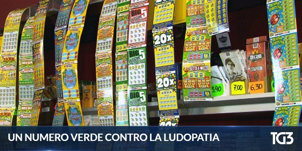 900 mila persone in Italia sono dipendenti da lotterie e slot-machine