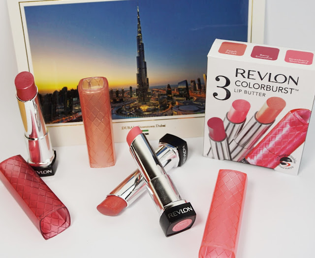 Souvenirs & Beauty-Haul aus DUBAI Revlon Lip Butter