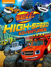 Blaze and the monster machine: Aventuras en alta velocidad (2015)