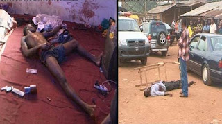 Cult war between Eiye and Black Axe confraternities leaves 4 dead, many hospitalized in Benin City