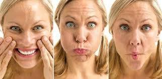 Seis meios fáceis de tratamento rugas na testa em sua casa