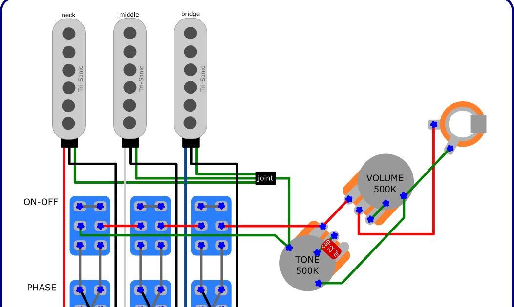 Pickup Wiring Diagrams Also Hss Guitar Pickup Wiring Diagram On Dean