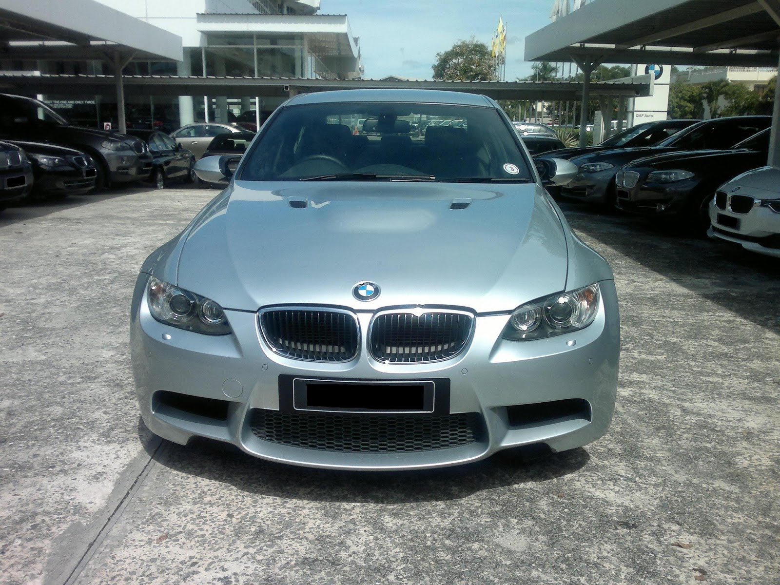 Brunei Cars Review Bmw E90 M3 Test Drive And Review