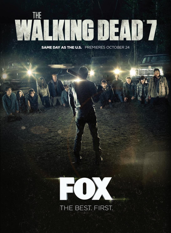 The Walking Dead Temporada 7 [720p] [Latino-Ingles] [MEGA]
