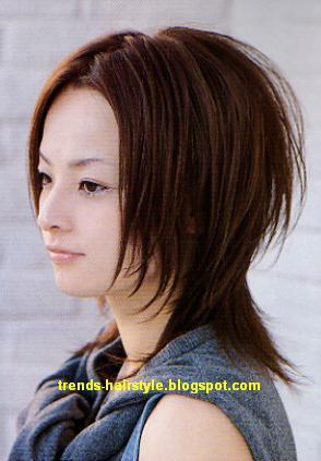 Fantastic Asian Short Haircuts And Hairstyles For Women Trends Hairstyles Short Hairstyles Gunalazisus