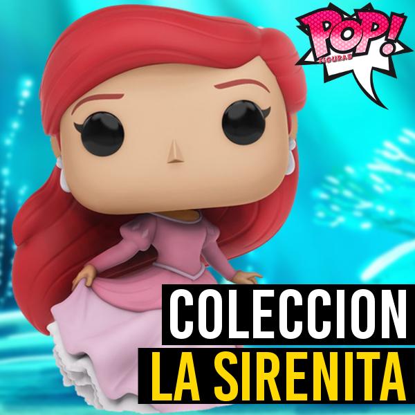 Figuras Funko Pop Lista Y: Funko POP La Sirenita - ⛄ Figuras Funko POP