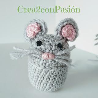 Raton-Perez-guarda-dientes-en-ganchillo-espiral-o-crochet-Crea2-con-Pasión