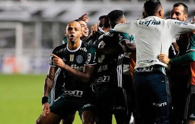 Santos x Palmeiras
