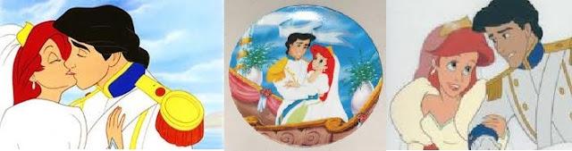 Ariel dan Pangeran Erik hidup bersama