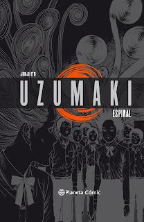 """UZUMAKI"" Espiral, de Junji Ito - Planeta Cómic"