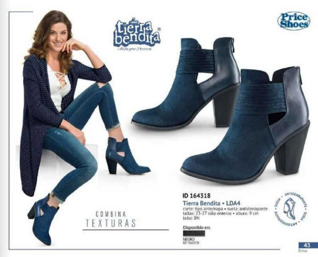 Catalogo de botas de mujer 2017  Price shoes