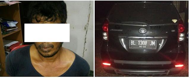 Polisi Berhasil Mengamankan 2Kg Sabu ditaksir bernilai 4 milyar rupiah
