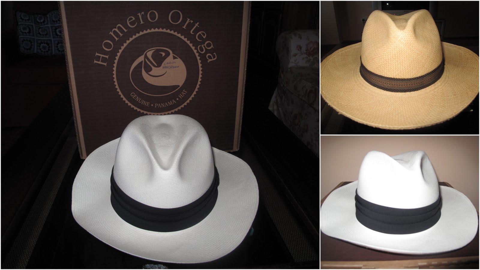 El sombrero de paja toquilla o sombrero Panamá o simplemente Panamá e7d3f6e0e2b