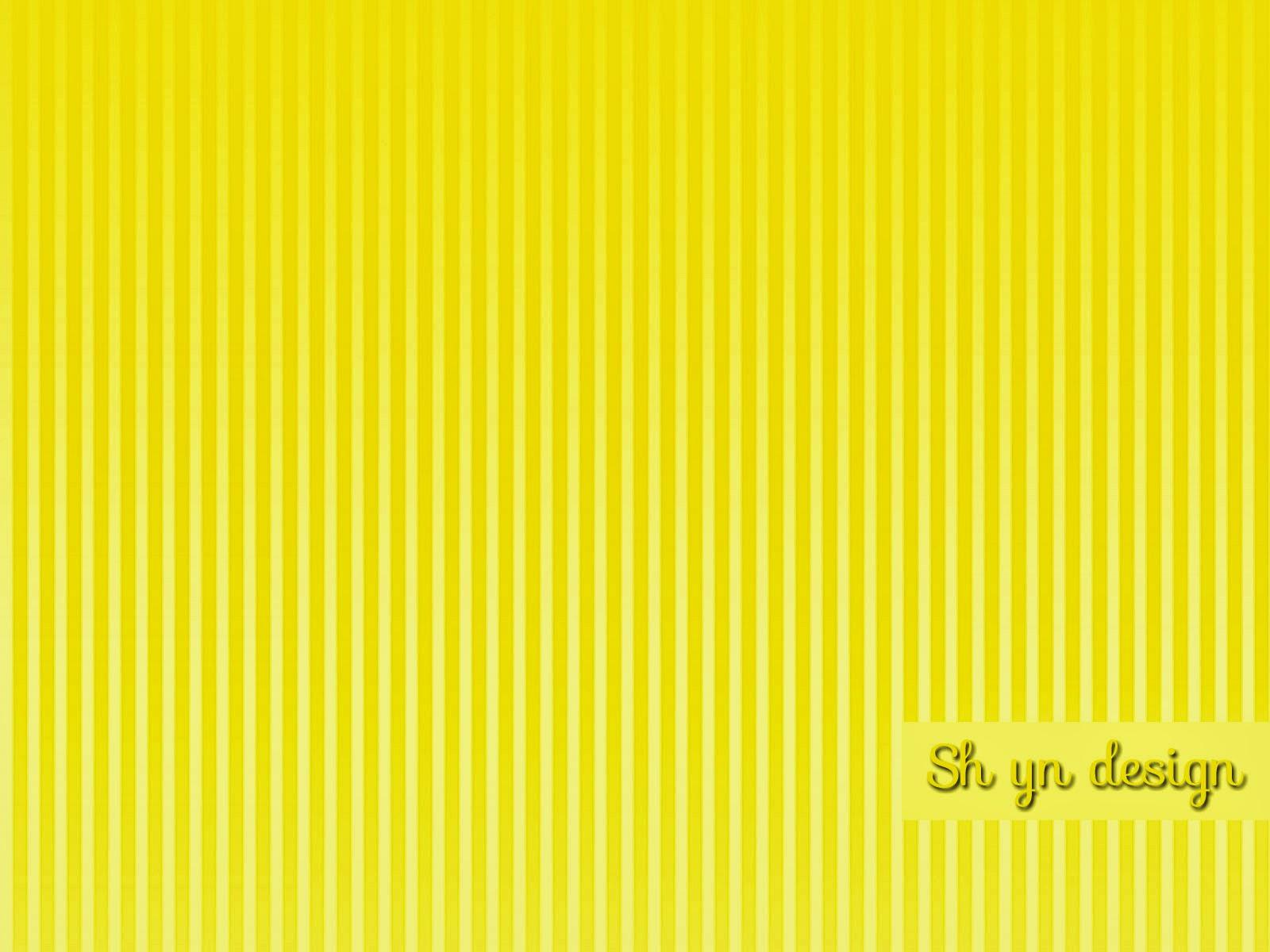 Sh Yn Design: Stripe Wallpaper - Yellow Red Pink Stripe