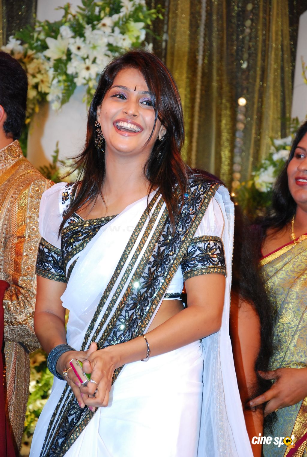 Tragedi Ngeblog Actress At Prithviraj Wedding Reception Photos Stills Gallery