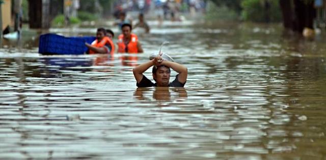 Waspadai Penyakit Akibat Datangnya Banjir