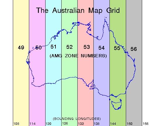 Map Grid Of Australia Zone 50.Map Grid Of Australia Zone 50 Kameroperafestival