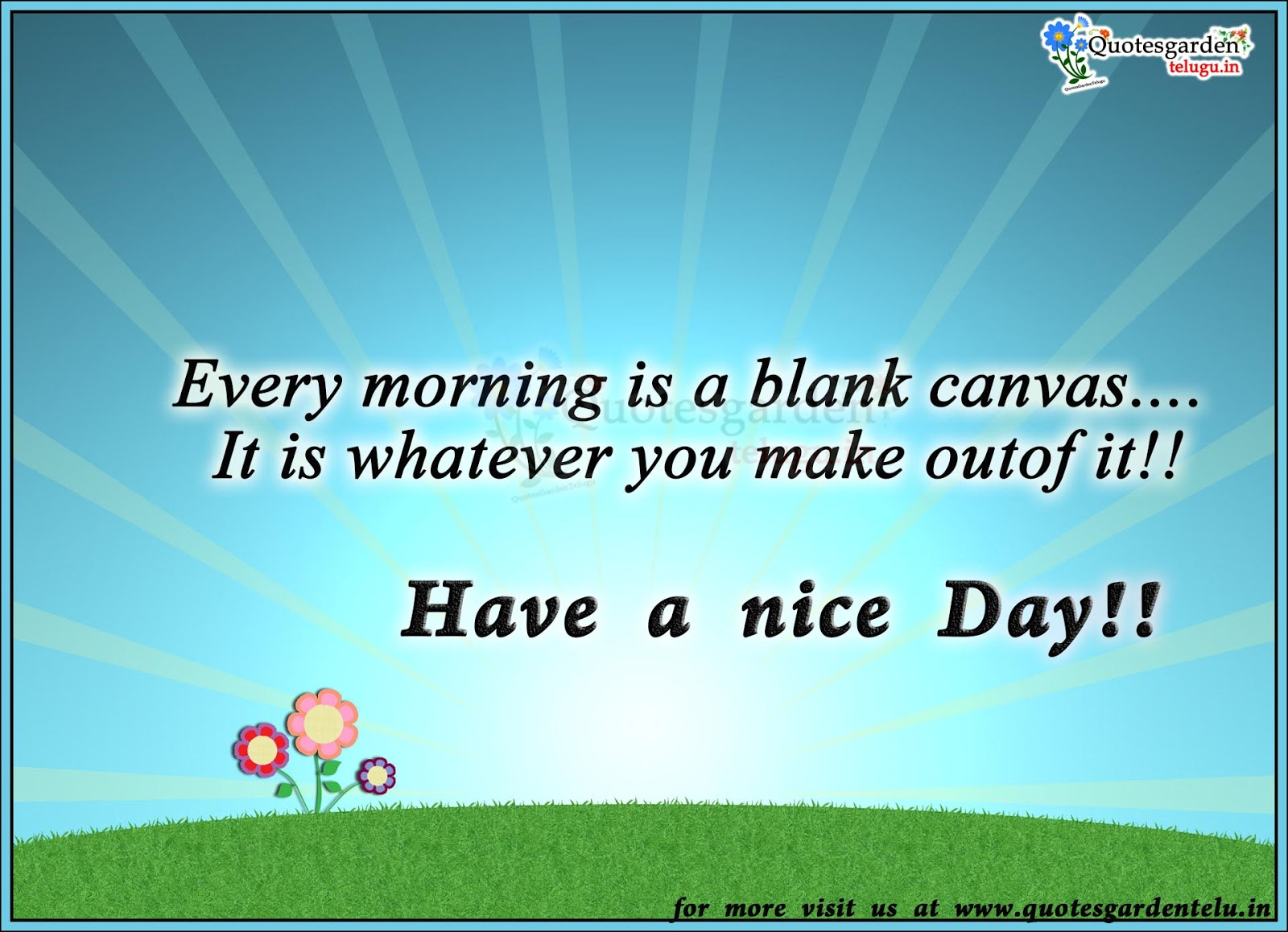 Good Morning Touching Quotes: Touching Good Morning Messages