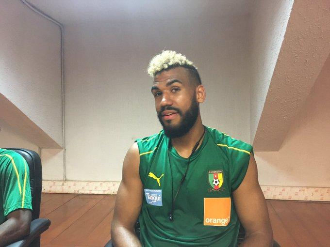 """Vidéo. Cameroun - Comores - Choupo- Monting: """"Il est primordial qu'on gagne ce match"""""""