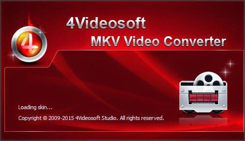 4Videosoft MKV Video Converter Free