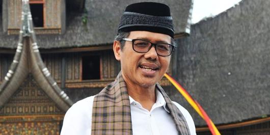 Berdamai, Gubernur Irwan Prayitno MaafkanBhenz Marajo