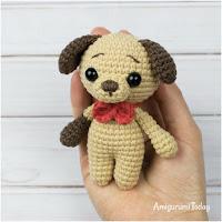 http://amigurumislandia.blogspot.com.ar/2019/03/amigurumi-cachorrito-amigurumi-today.html